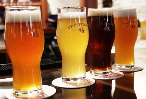 celis-beer-line